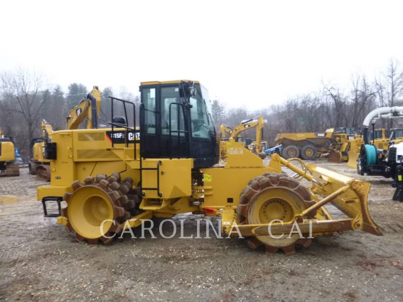 CATERPILLAR WT - УПЛОТНИТЕЛЬ 815F2 equipment  photo 5