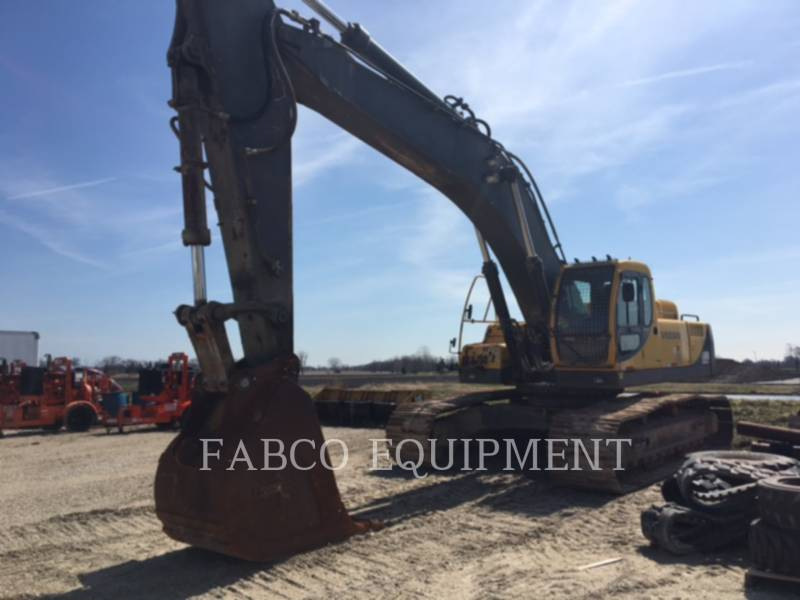 VOLVO EXCAVATOARE PE ŞENILE EC460 equipment  photo 1