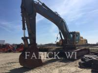 Equipment photo VOLVO EC460 TRACK EXCAVATORS 1