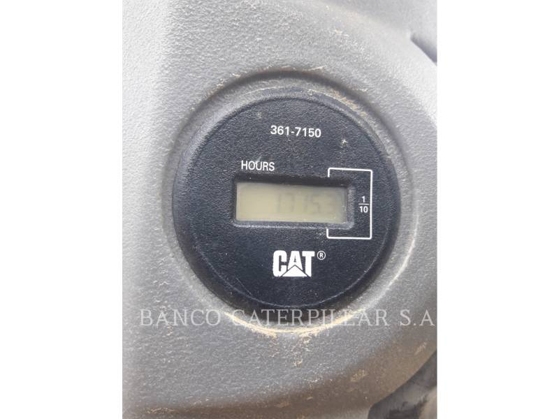 CATERPILLAR EINZELVIBRATIONSWALZE, GLATTBANDAGE CS-533E equipment  photo 5