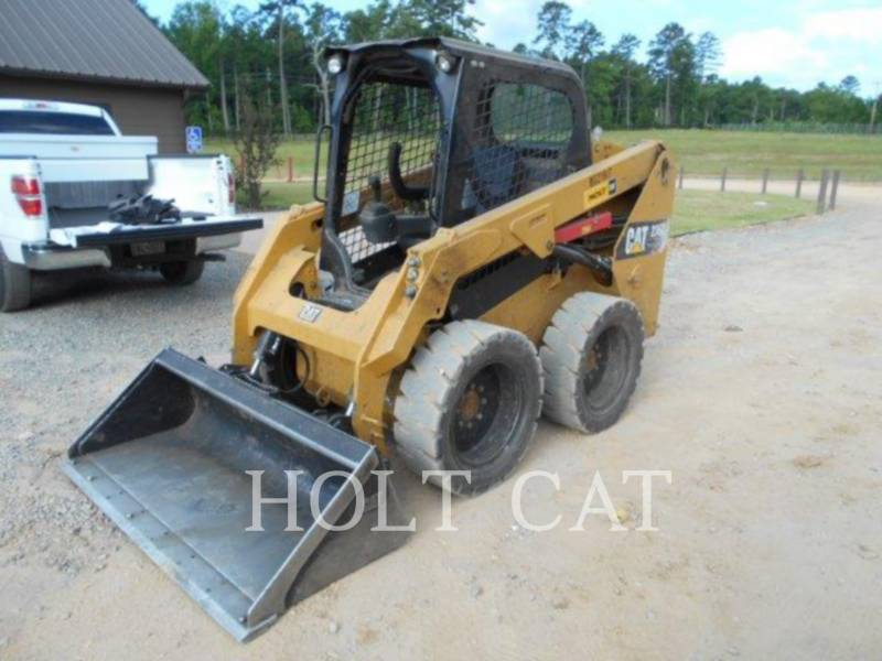 CATERPILLAR CHARGEURS COMPACTS RIGIDES 236D equipment  photo 2