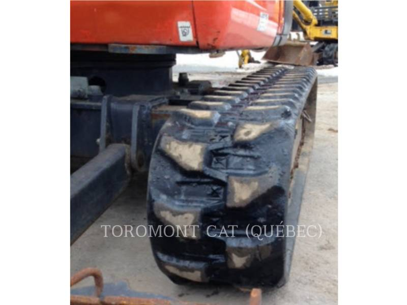 KUBOTA CORPORATION EXCAVADORAS DE CADENAS KX018-4 equipment  photo 12