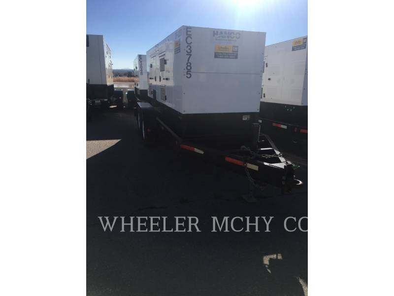 OTHER US MFGRS PORTABLE GENERATOR SETS (OBS) HANCO QP220 equipment  photo 1