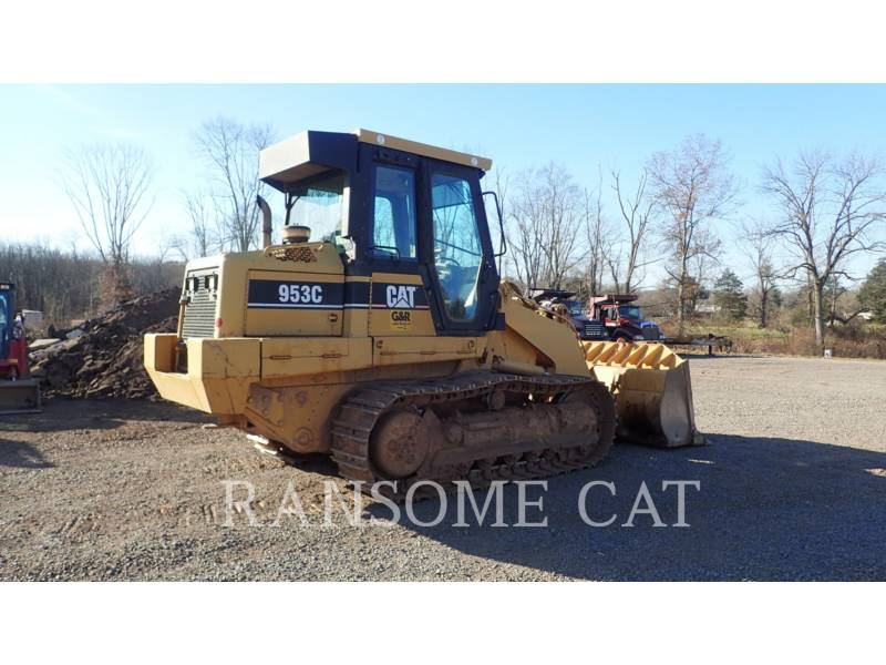 CATERPILLAR TRACK LOADERS 953CII equipment  photo 3