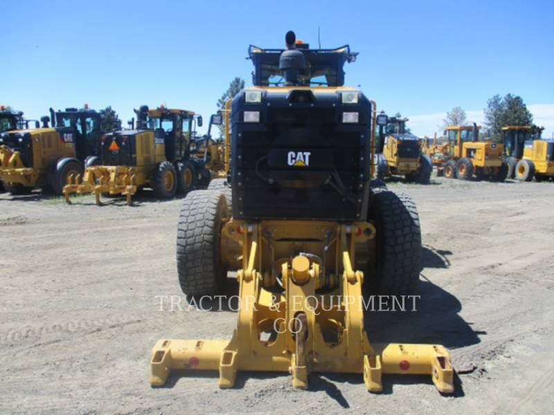 CATERPILLAR MOTOR GRADERS 160M2 equipment  photo 9