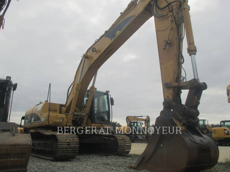 CATERPILLAR PELLES SUR CHAINES 325D equipment  photo 3