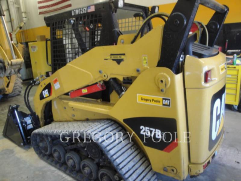 CATERPILLAR PALE CINGOLATE MULTI TERRAIN 257B3 equipment  photo 13