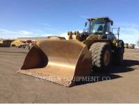 Equipment photo Caterpillar 982M AG ÎNCĂRCĂTOARE PE ROŢI/PORTSCULE INTEGRATE 1