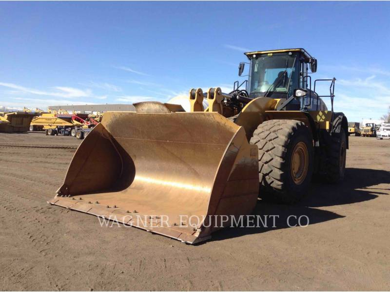 CATERPILLAR CARGADORES DE RUEDAS 982M equipment  photo 1