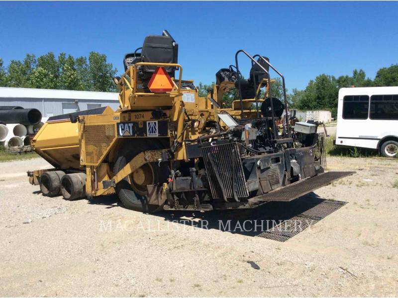 CATERPILLAR PAVIMENTADORA DE ASFALTO AP-1000D equipment  photo 3