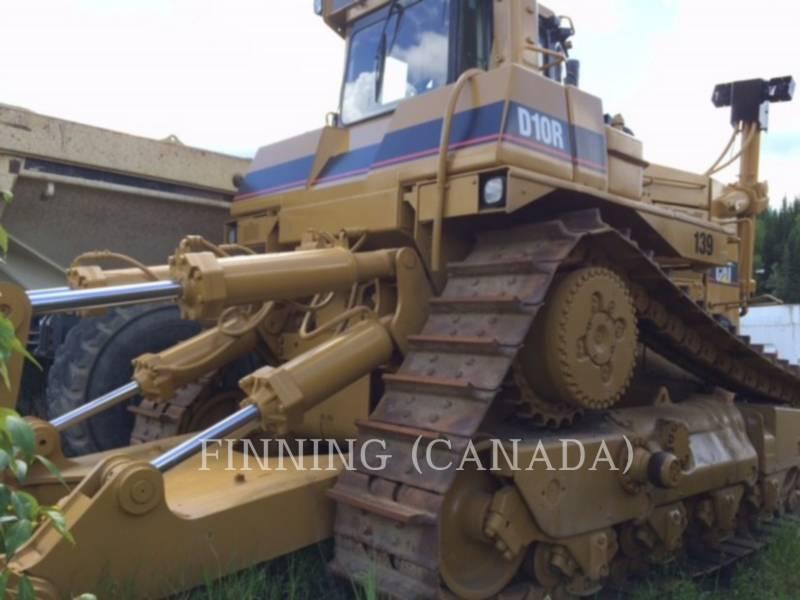 CATERPILLAR TRACK TYPE TRACTORS D10R equipment  photo 2