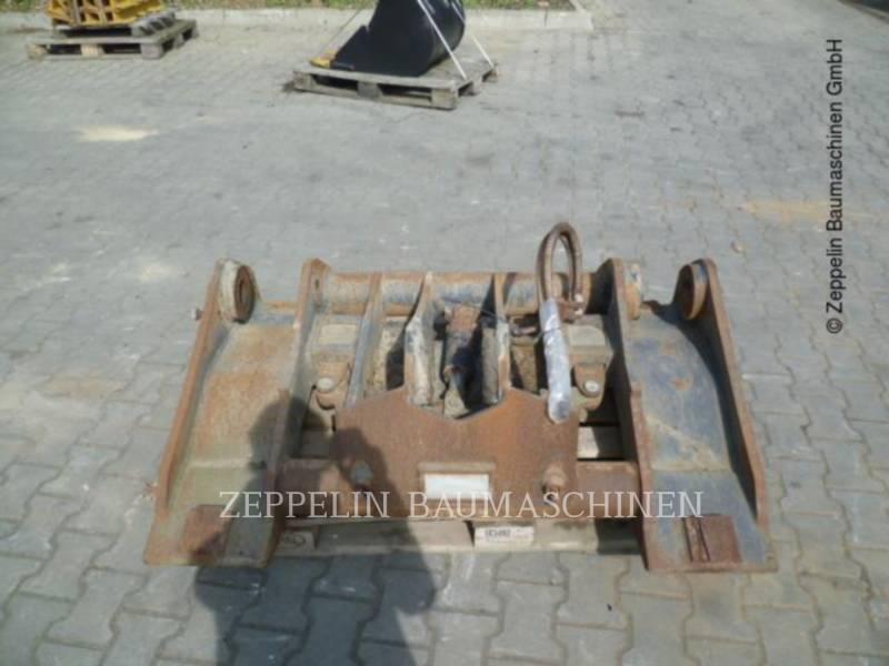 VERACHTERT AG - HECKBAGGER-ARBEITSGERÄT Schnellwechsler 966H equipment  photo 6