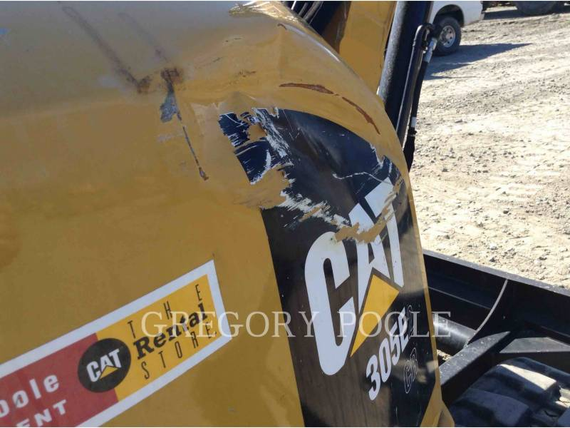 CATERPILLAR EXCAVADORAS DE CADENAS 305E2 CR equipment  photo 15