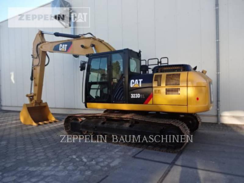 CATERPILLAR ESCAVATORI CINGOLATI 323D2L equipment  photo 2