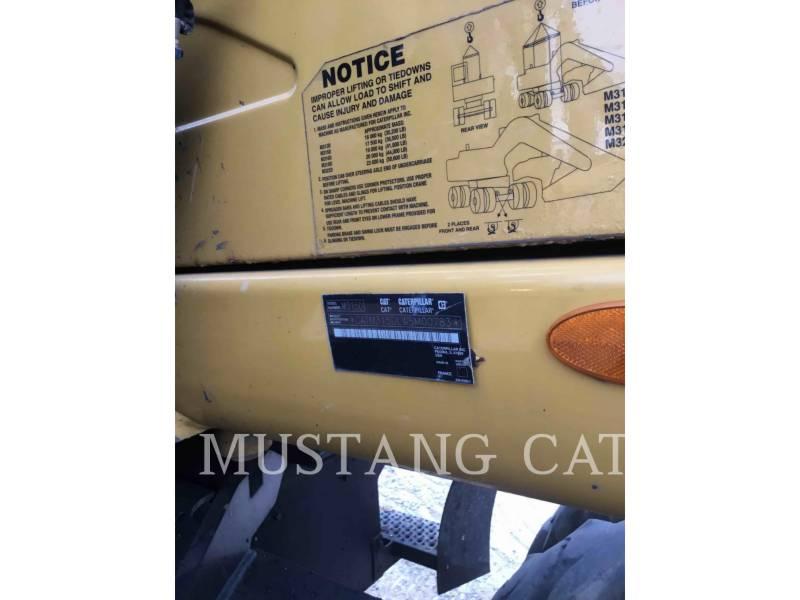 Caterpillar EXCAVATOARE PE ROŢI M315D equipment  photo 5