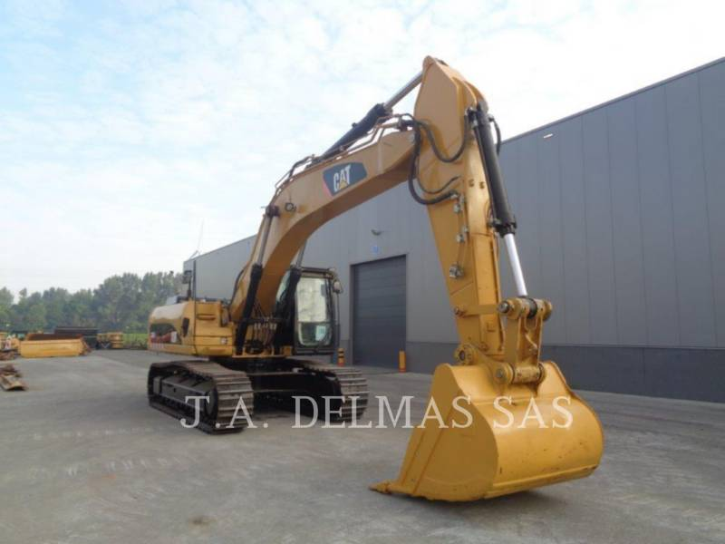 CATERPILLAR TRACK EXCAVATORS 336DLN equipment  photo 9