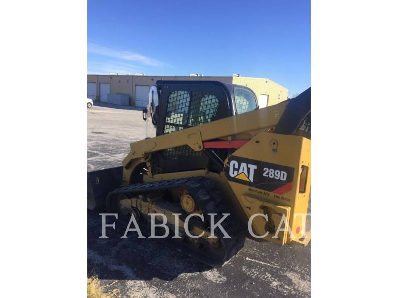 CATERPILLAR CHARGEURS TOUT TERRAIN 289D C3H3 equipment  photo 1
