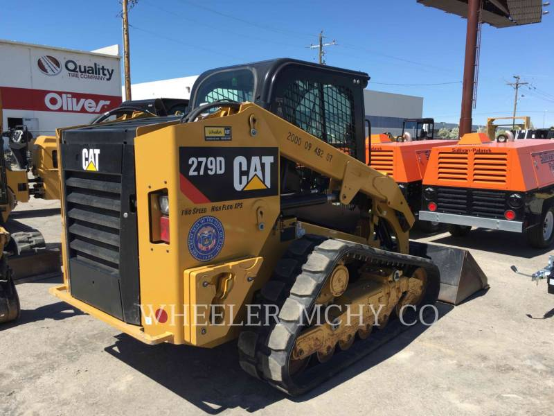 CATERPILLAR UNIWERSALNE ŁADOWARKI 279D C3 HF equipment  photo 6