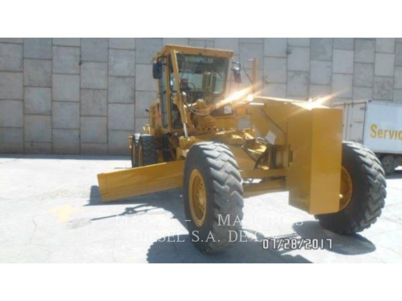 CATERPILLAR MOTOR GRADERS 120K equipment  photo 10