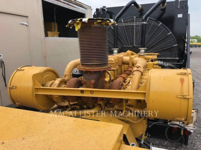 CATERPILLAR STATIONARY GENERATOR SETS 3512B equipment  photo 14