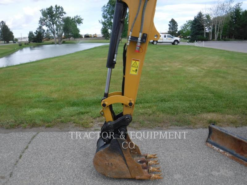 CATERPILLAR PELLES SUR CHAINES 304E2CR equipment  photo 11