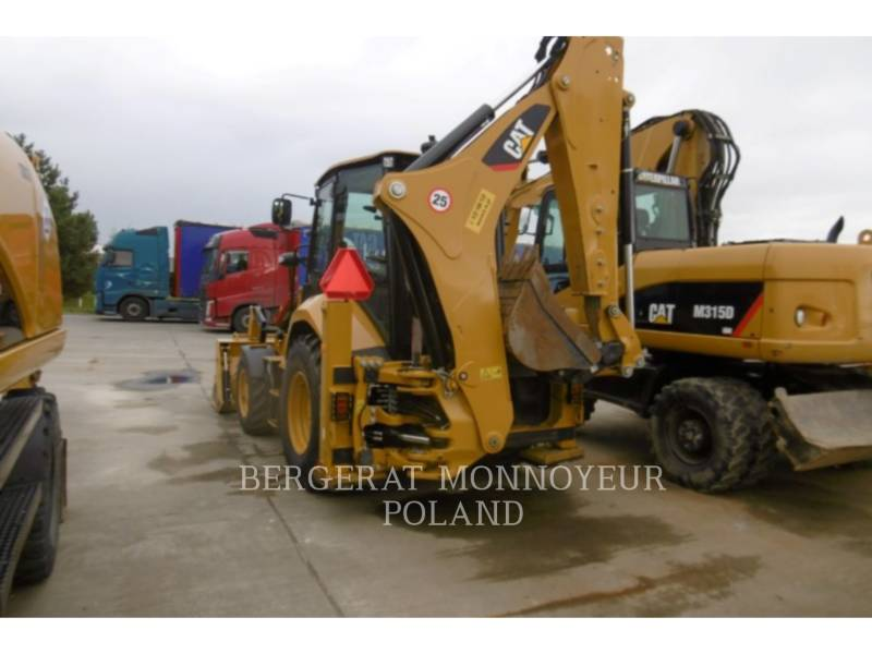 CATERPILLAR CHARGEUSES-PELLETEUSES 428F2 equipment  photo 10