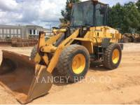 Equipment photo KOMATSU WA150-5 ÎNCĂRCĂTOARE PE ROŢI/PORTSCULE INTEGRATE 1