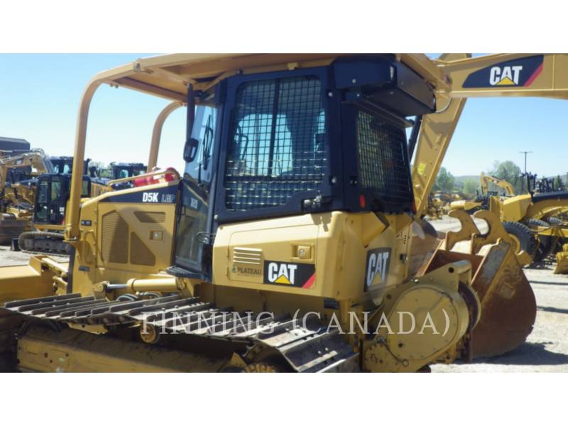 CATERPILLAR TRATTORI CINGOLATI D5KLGP equipment  photo 4