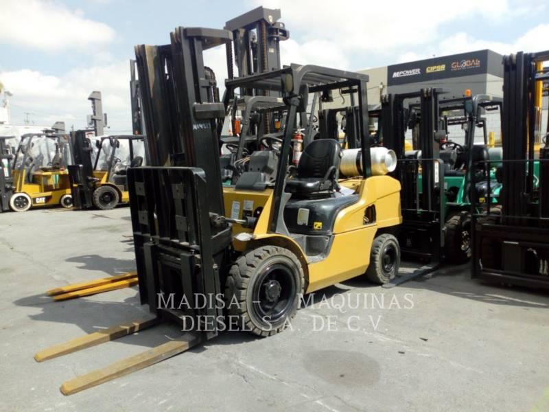 CATERPILLAR LIFT TRUCKS GABELSTAPLER 2P7000 equipment  photo 1