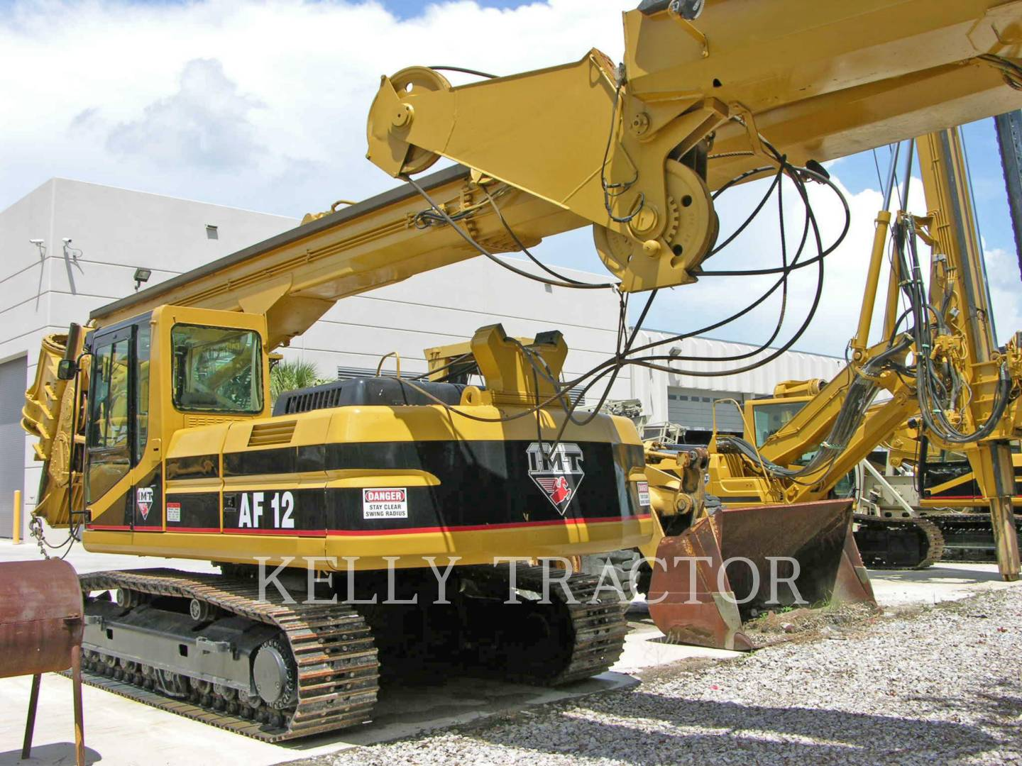 Detail photo of 2001 IMT AF12 from Construction Equipment Guide