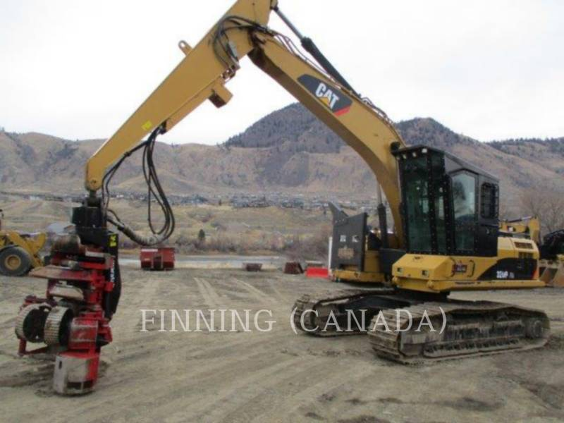 CATERPILLAR FORESTRY - PROCESSOR 320DFMHW equipment  photo 1
