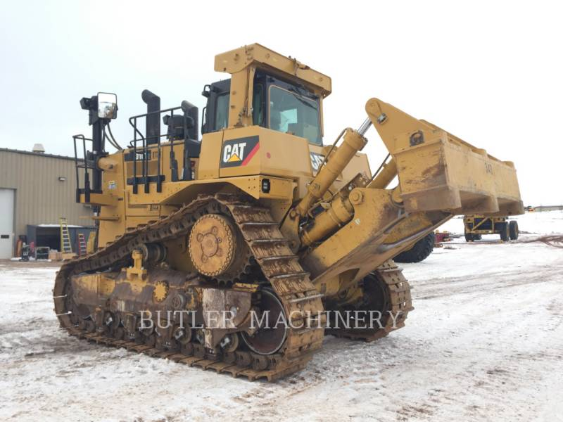 CATERPILLAR MINING TRACK TYPE TRACTOR D10T2 equipment  photo 4