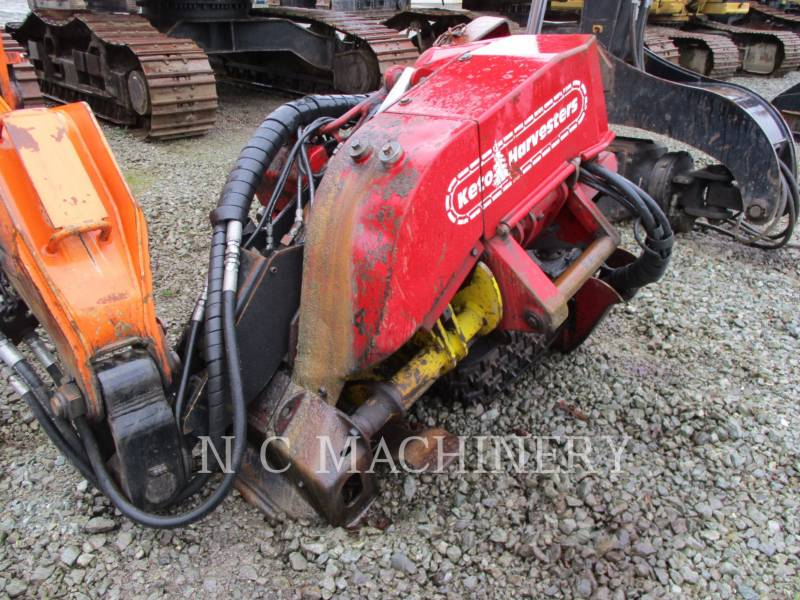 DOOSAN INFRACORE AMERICA CORP. MASZYNA LEŚNA DX300LL equipment  photo 19