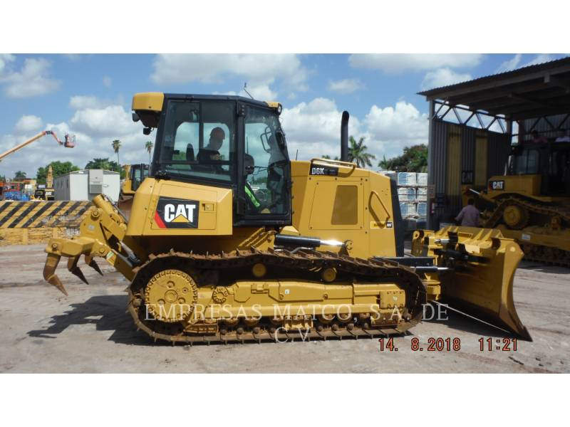 CATERPILLAR KETTENDOZER D6K2 equipment  photo 1