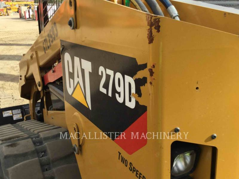 CATERPILLAR CARGADORES MULTITERRENO 279D equipment  photo 7