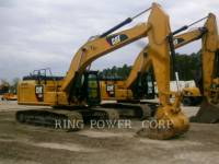 CATERPILLAR KETTEN-HYDRAULIKBAGGER 330FL equipment  photo 2