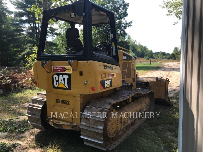 CATERPILLAR TRATTORI CINGOLATI D4K2XL equipment  photo 4