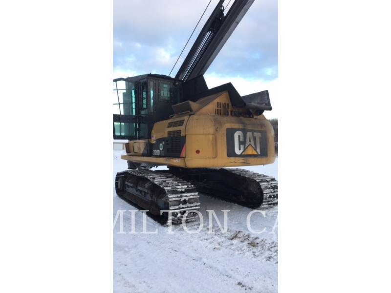 CATERPILLAR MINING SHOVEL / EXCAVATOR 320D FM equipment  photo 3