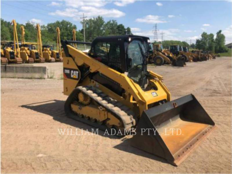 CATERPILLAR 多地形装载机 289D equipment  photo 1