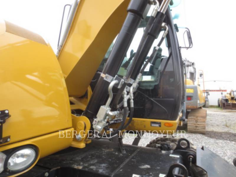 CATERPILLAR KOPARKI KOŁOWE M313D equipment  photo 13