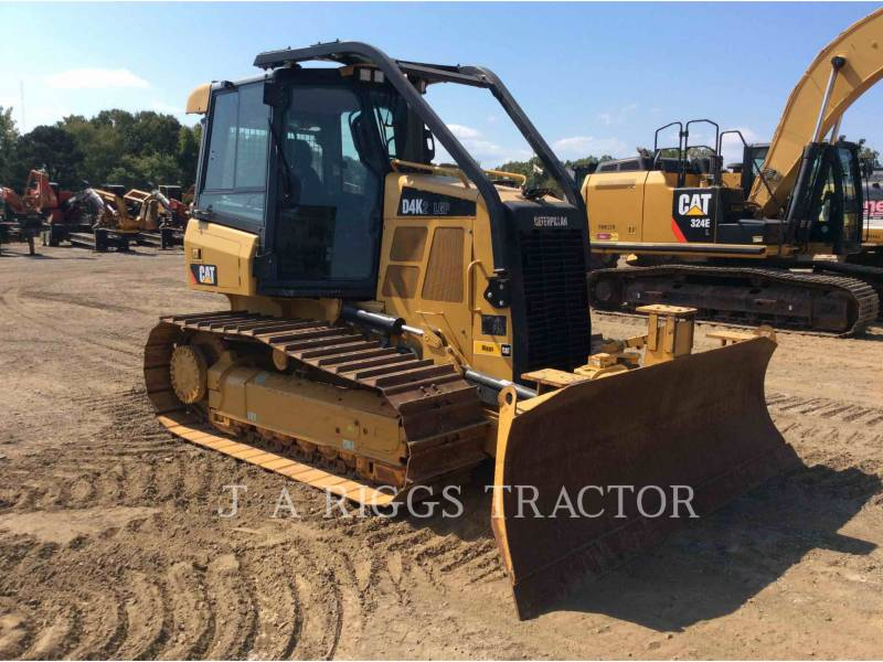 CATERPILLAR TRACTEURS SUR CHAINES D4KLGP A equipment  photo 8