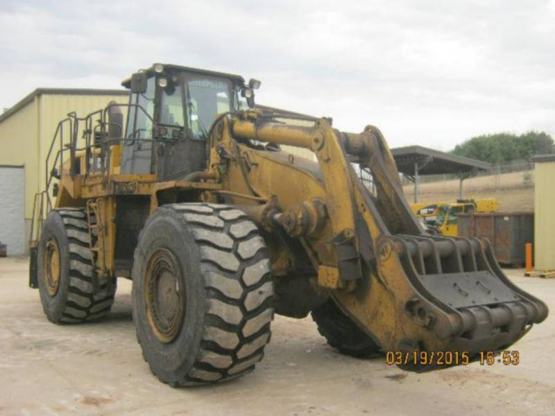 CATERPILLAR 鉱業用ホイール・ローダ 988H equipment  photo 4