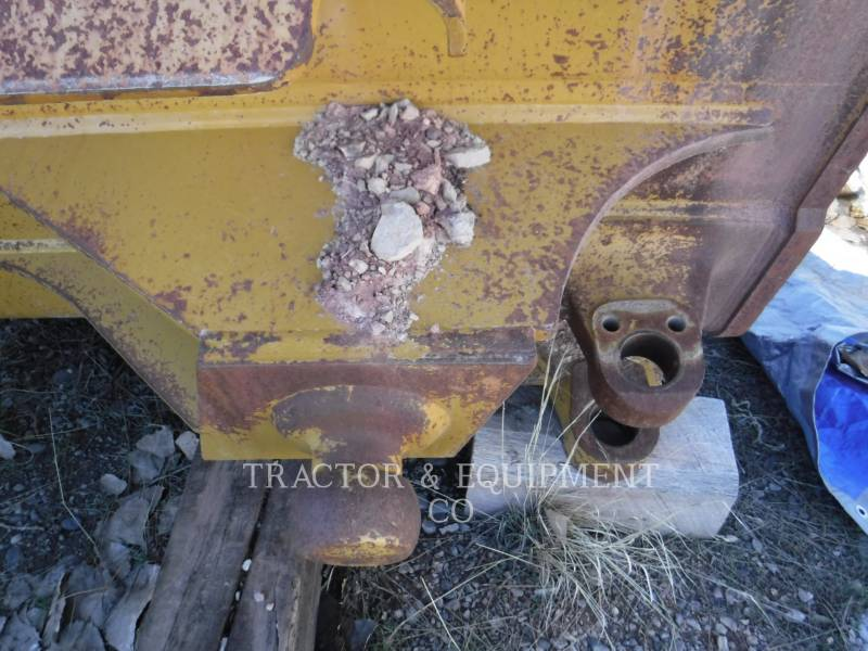 CATERPILLAR  BLADES D9 BLADE equipment  photo 6