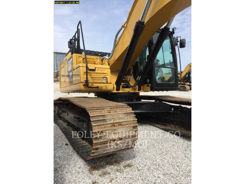Caterpillar EXCAVATOARE PE ŞENILE 329FL10 equipment  photo 2