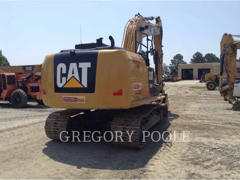CATERPILLAR ESCAVADEIRAS 316E L equipment  photo 2