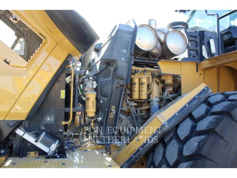 CATERPILLAR WIELLADERS/GEÏNTEGREERDE GEREEDSCHAPSDRAGERS 980M equipment  photo 16