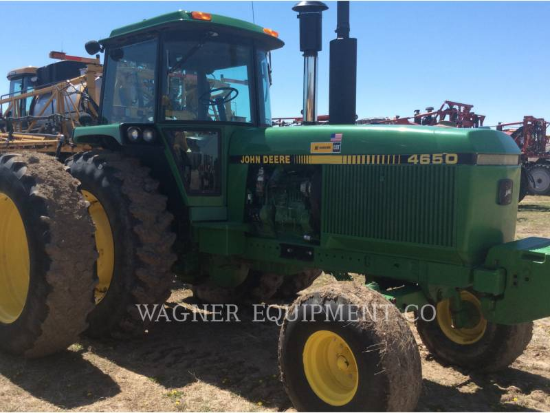 DEERE & CO. AG TRACTORS 4650 equipment  photo 6