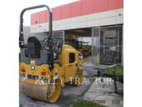CATERPILLAR TAMBOR DOBLE VIBRATORIO ASFALTO CB22B equipment  photo 4