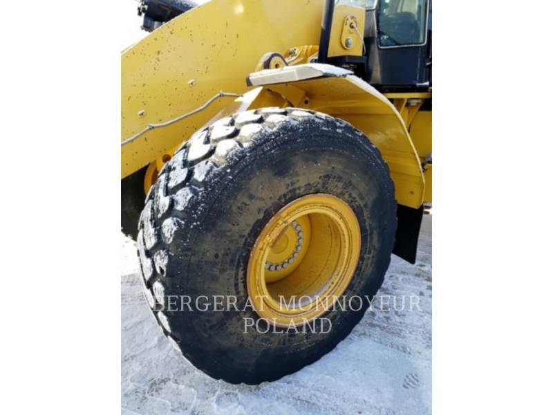 CATERPILLAR INDUSTRIAL LOADER 962K equipment  photo 6