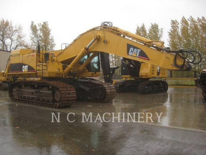 CATERPILLAR TRACK EXCAVATORS 365C L equipment  photo 2